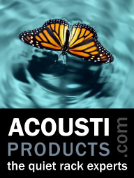 acoustiproducts.com - the quiet rack experts